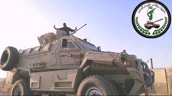 بازداشت یک خانواده داعشی!