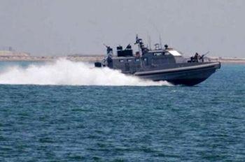 توقیف ۴ قایق در آبهای خلیجفارس
