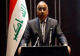مهر تأیید پارلمان بر استعفای نخستوزیر