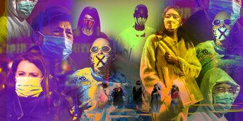 آژیر هشدار کرونا در ایران در مقایسه با 5 کشور دنیا