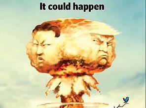 جنگ اتمی آمریکا و کره شمالی؛ اتفاقی که می تواند رخ دهد