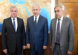 دیدار نتانیاهو با فرستاده ویژه پوتین در آستانه سفر به مسکو