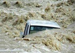 سیل تا ساعتی دیگر به شیراز می رسد