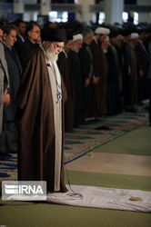 رهبری نماز