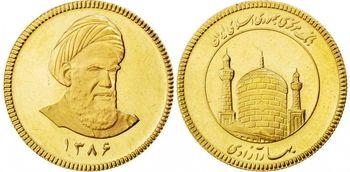نمودار تغییرات قیمتی طلا وسکه در بازار امروز تهران