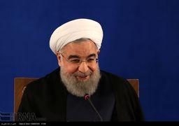 بند ناف دولت روحانی
