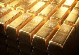 قیمت طلا به بالاترین رقم ۱۰ ماه گذشته رسید