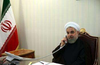 روحانی: در کنار قطر میمانیم