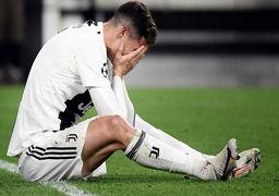 بدترین سال گلزنی رونالدو