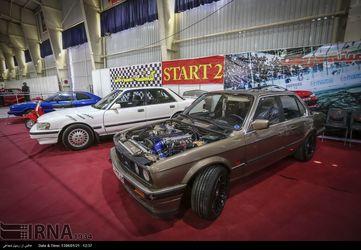 نمایشگاه خودروهای کلاسیک و آفرود اصفهان