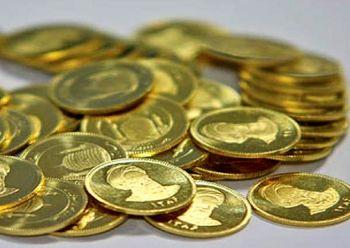 کاهش ۷ درصدی نرخ سکه در خرداد ۹۸