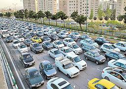 شوکِ ترافیکی غافلگیرکننده به معابر پایتخت