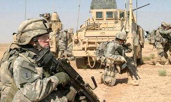 کاروان آمریکایی در عراق هدف انفجار قرار گرفت