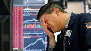سقوط بورس های جهانی