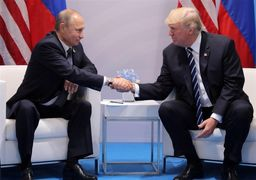 تشکر تلفنی پوتین از ترامپ بابت یک هشدار محرمانه