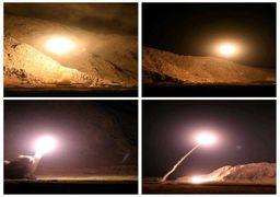 دو فیلم منتشر شده از حمله موشکی سپاه به مقر تروریستهای اهواز