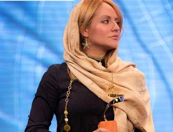 مهناز افشار به ایران بازگشت +عکس