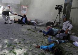 انفجار انتحاری کابل 10 کشته برجای گذاشت