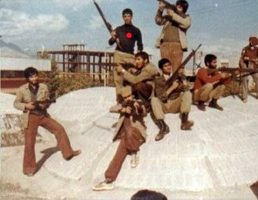وقتی یک سرباز گمنام سپاه میشود عضو شورای مرکزی کوموله