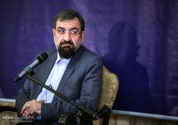 کنایه محسن رضایی به احمدی نژاد