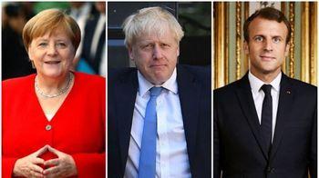 پاسخ آلمان، بریتانیا و فرانسه به گام آخر برجامی ایران