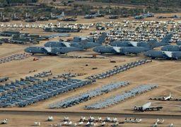 پایگاه هوایی قطر برای حمله به ایران استفاده میشود؟