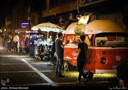 کسب و کار پر سود در دل شبهای تهران + عکس