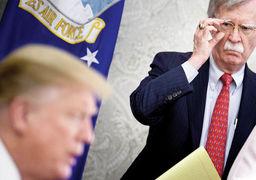 حمله دوباره جان بولتون به کاخ سفید