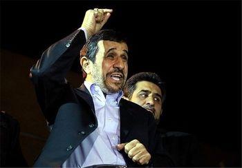 احمدی نژاد خواستار حضور در تلویزیون شد!