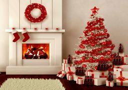 کنترل درخت کریسمس از طریق اینترنت
