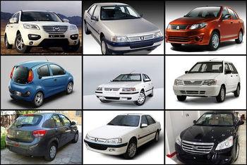 قیمت خودروهای داخلی و خارجی در بازار امروز 1398/08/26 +جدول