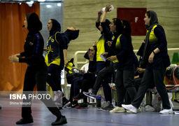 فینال لیگ برتر بسکتبال زنان