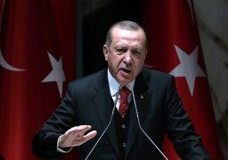 واکنش رئیس جمهوری ترکیه به ناآرامی های ایران