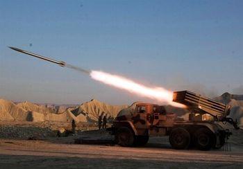 کاتیوشای ایرانی؛ جدیدترین دستاورد نیروی زمینی سپاه + تصاویر