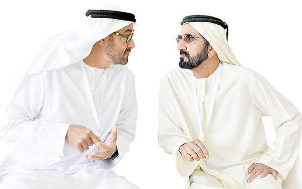 رمز گشایی سیگنالهای امارات به ایران