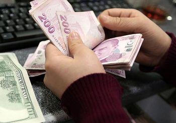 قیمت لیر ترکیه امروزشنبه ۲۰ مهر چقدر است؟