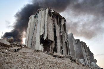 افزایش شمار کشتههای انفجار بیروت