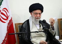 مقام معظم رهبری: به کوری چشم آمریکا جمهوری اسلامی ایران از نهالی نحیف به درختی تناور تبدیل شده است