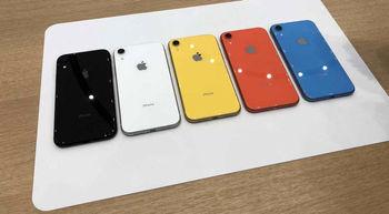 اپل، افزایش تولید آیفون جدید خود را لغو کرد
