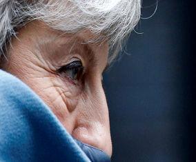 سه سال نخستوزیری «ترزا می» به روایت عکس