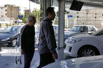 ریزش قیمتها در بازار خودرو