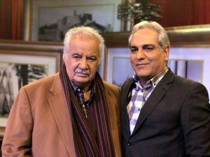 شناسایی منتشرکننده فیلم حضور ناصر ملک مطیعی در برنامه دورهمی