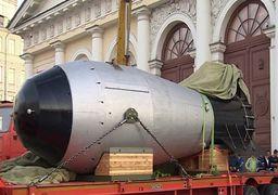 روس اتم افشا کرد/ متخصصان آلمانی در ساخت اولین بمب اتم روسیه نقش داشتند