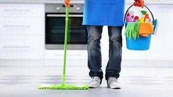 نحوه رزرو خدمات نظافت منزل اینترنتی از شرکت نظافتی معتبر