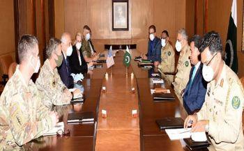 حضور نماینده آمریکا در پاکستان برای مذاکرات صلح  افغانستان