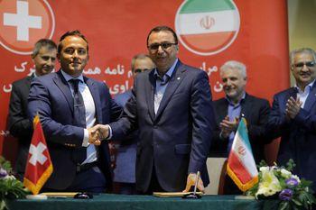توسعه همکاریهای ایران و سوییس در بخش دارویی
