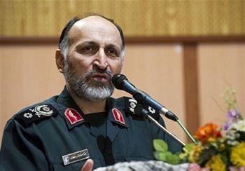 هشدار قاطع سردار حجازی به ترامپ: مراقب باش!