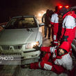 85 خودرو گرفتار در برف در جادههای کرمانشاه رها شدند