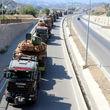 ارسال تجهیزات نظامی جدید به مرز سوریه