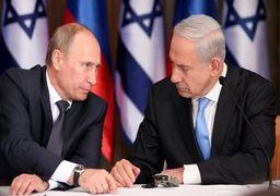 پوتین: اسرائیل حاکمیت ملی سوریه را نقص کرد